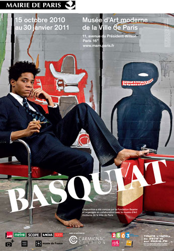 Exposition Jean-Michel Basquiat