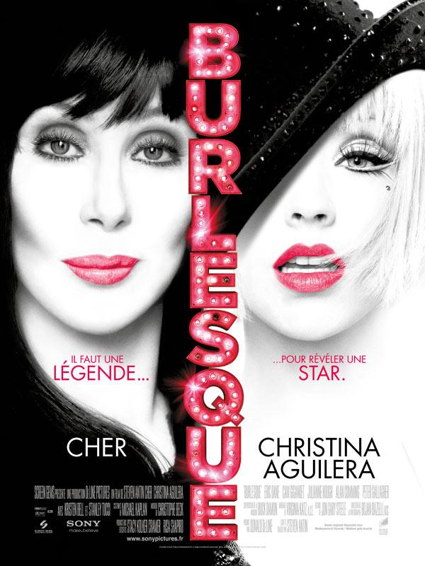 Burlesque avec Christina Aguilera