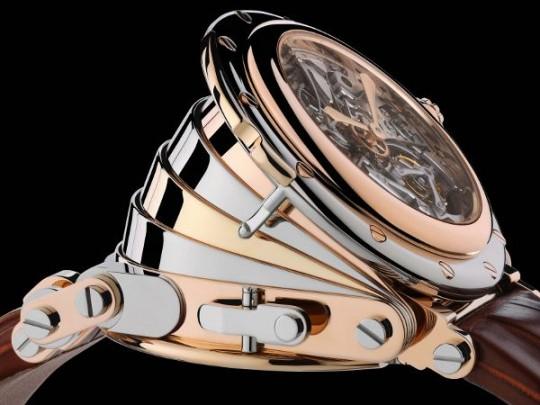 La montre Opéra de Manufacture Royale