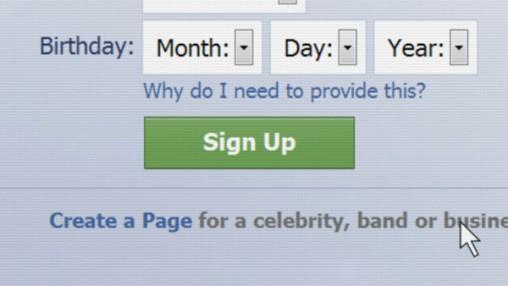 Ta vie résumée par ton Facebook