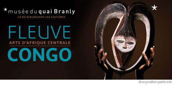 Fleuve Congo au Quai Branly à Paris