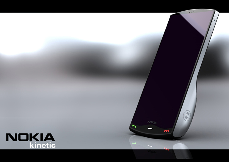 Nokia Kinetic Concept Phone