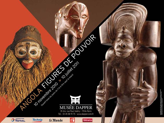 Exposition : Angola – Figures de Pouvoir