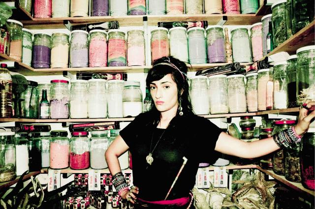 Hindi Zahra, Lauréate du Prix Constantin 2010