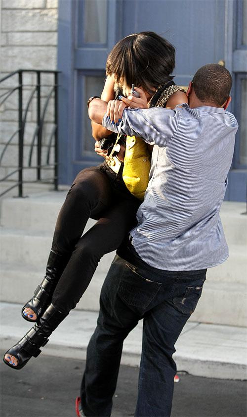 Chris Brown & Keri Hilson s'encanaillent !