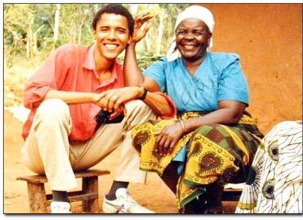 Barack Obama – Back in the days