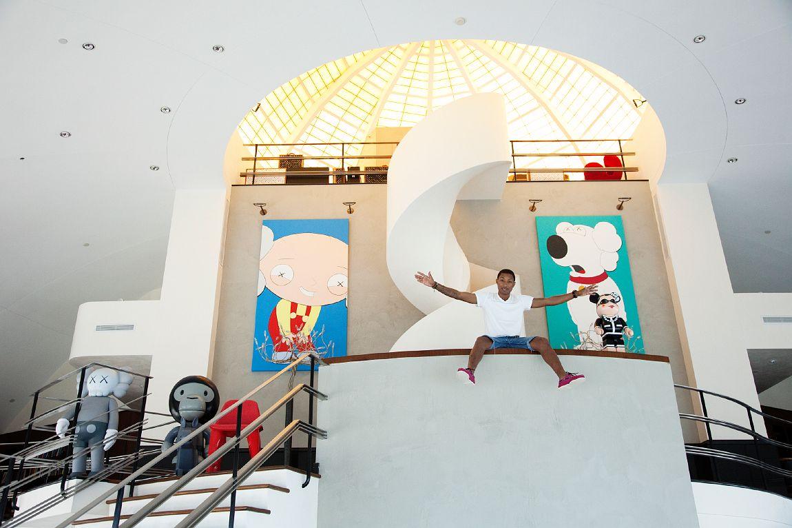Le Triplex de Pharrell Williams à Miami
