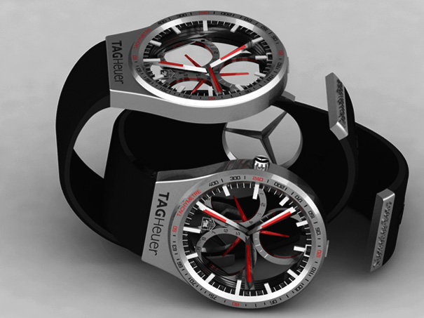 TAG Heuer F1 Concept