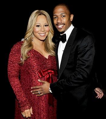 Mariah Carey enceinte de jumeaux