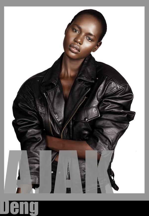 Ajak Deng – Une Fleur Soudanaise