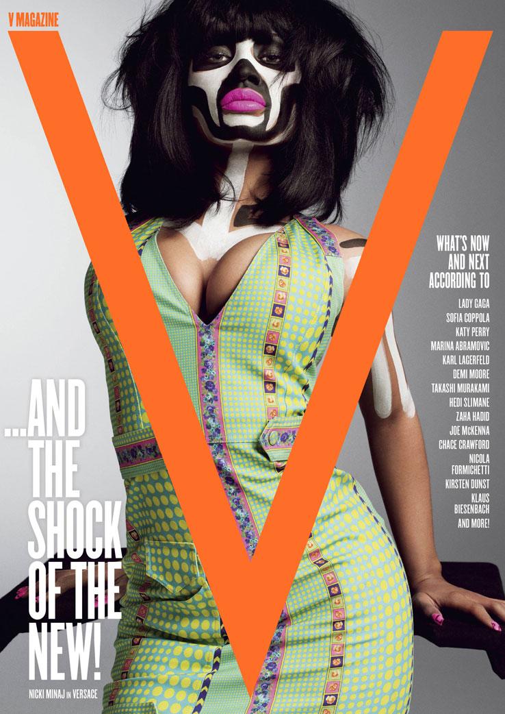 Nicki Minaj – V Magazine