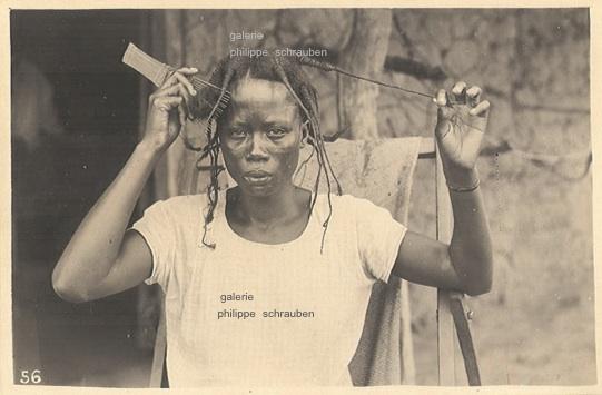 Ces tresses qui m'ont donné du fil à retordre…de Reine Mbéa