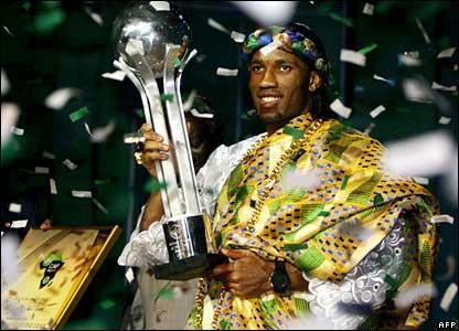 La fabuleuse année de Didier Drogba