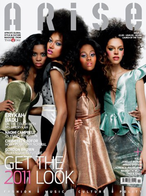 """""""Arise Fashion Week"""" s'invite à Lagos"""