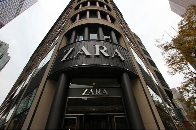 Zara in die land van Madiba* !