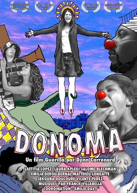 «Donoma», le buzz movie fait avec 150 euros !