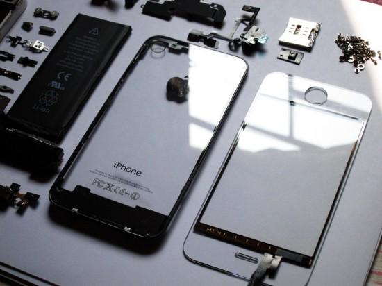 Un iPhone 4 transparent !