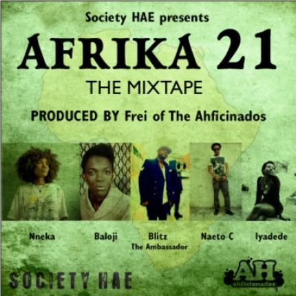 WanDiscovery : Afrika 21 – Mixtape à télécharger