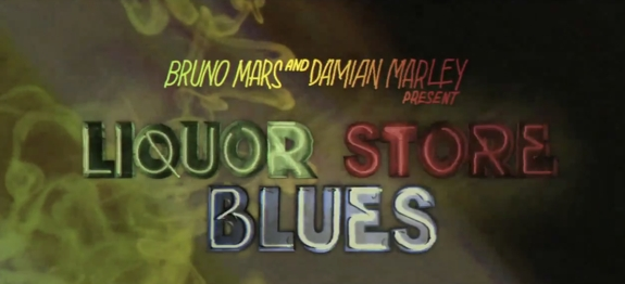 Bruno Mars featuring Damian Marley