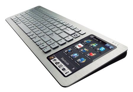 EeeKeyboard PC – Un clavier très spécial