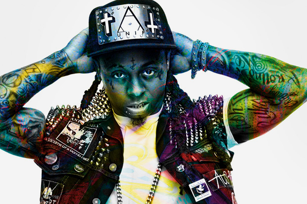Lil Wayne dans Interview Magazine par Paris Hilton