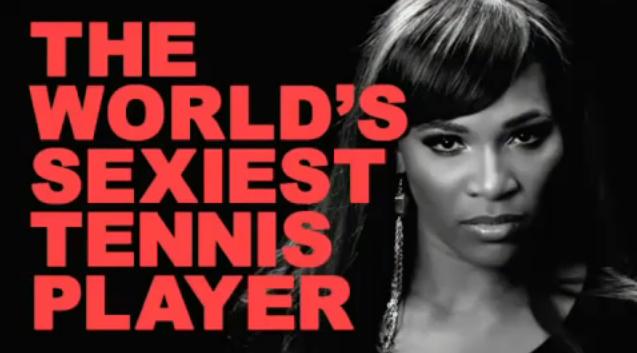 Serena Williams – La publicité de Top Spin 4 censurée par son propre éditeur !