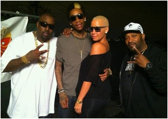 Behind The Scenes : Trae Tha Truth (Feat. Wiz Khalifa) – Gettin' Paid (Amber Rose)