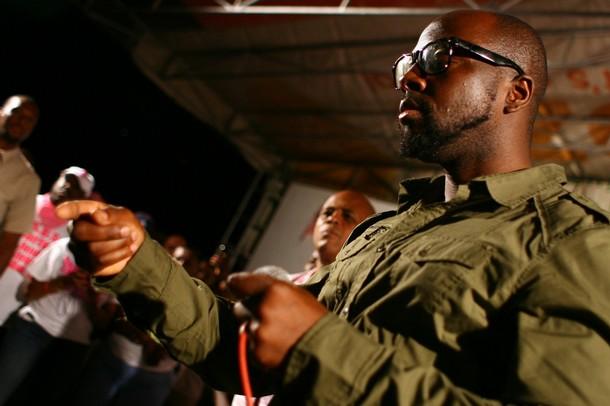 Attentat : Le chanteur Wyclef Jean blessé par balle à Haïti !