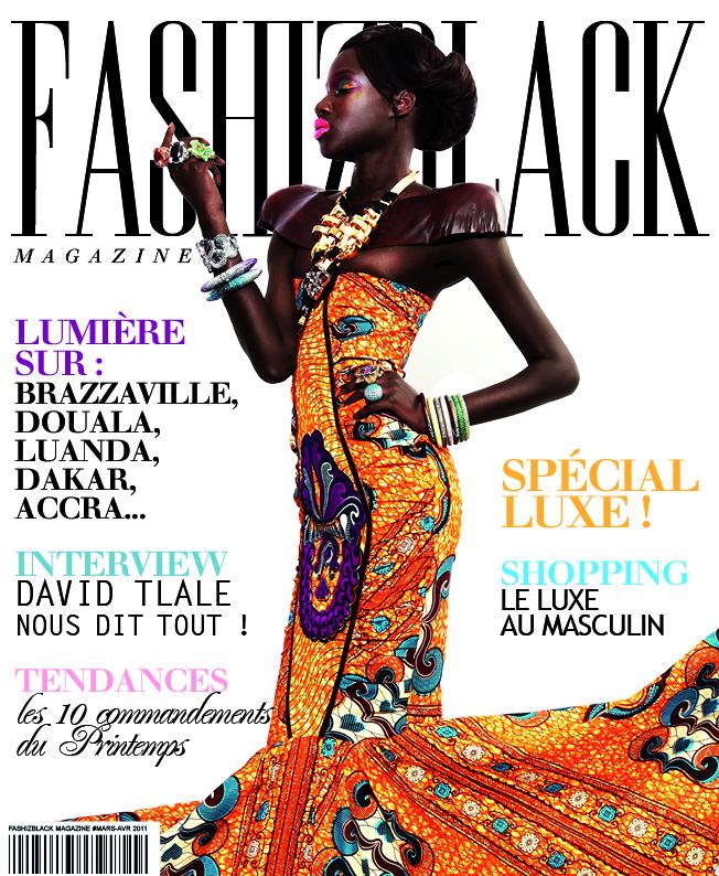 Fashizblack Magazine : Spécial Luxe – Lumière sur 6 villes d'Afrique, Brazzaville, Douala, Dakar…
