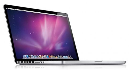 Le Nouveau MacBook Pro 2011