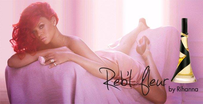 Reb'l Fleur le parfum de Rihanna