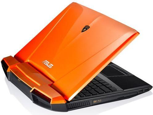 Le VX7 : De la voiture au PC, grâce Asus et Lamborghini