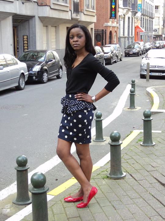 La Fashion Therapy de Céline Mademoiselle : Let's talk about DOTS…