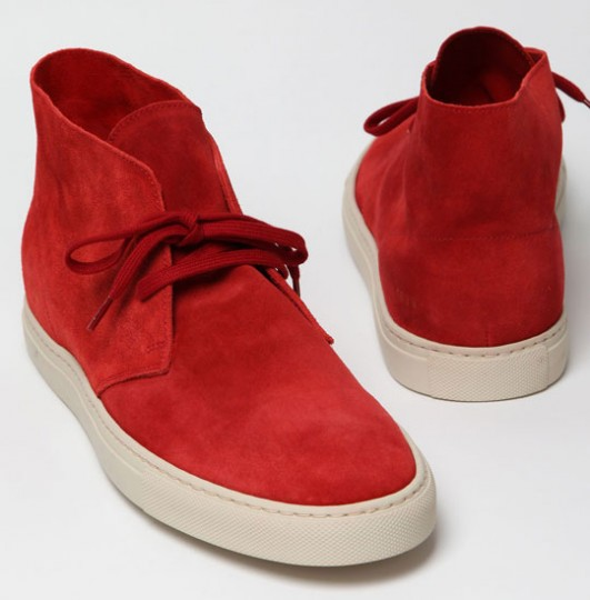 "Boots par ""Common Projects"""