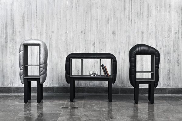"""""""Succession Furniture"""" – Une collection de meubles excentrique"""