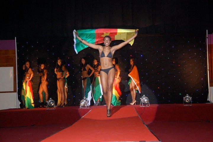 Interview : Madeleine Glatz, la Miss West Africa UK 2010