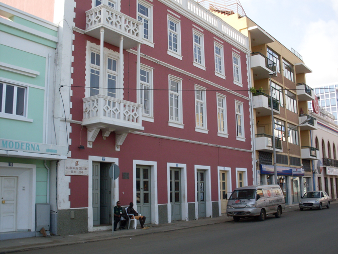 Le Palacio da Cultura de Praia – CAP VERT