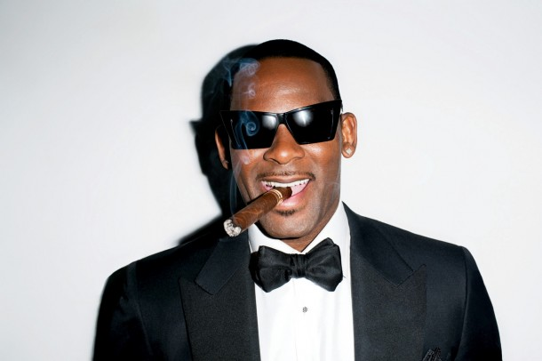 R. Kelly dans Interview Magazine by Terry Richardson