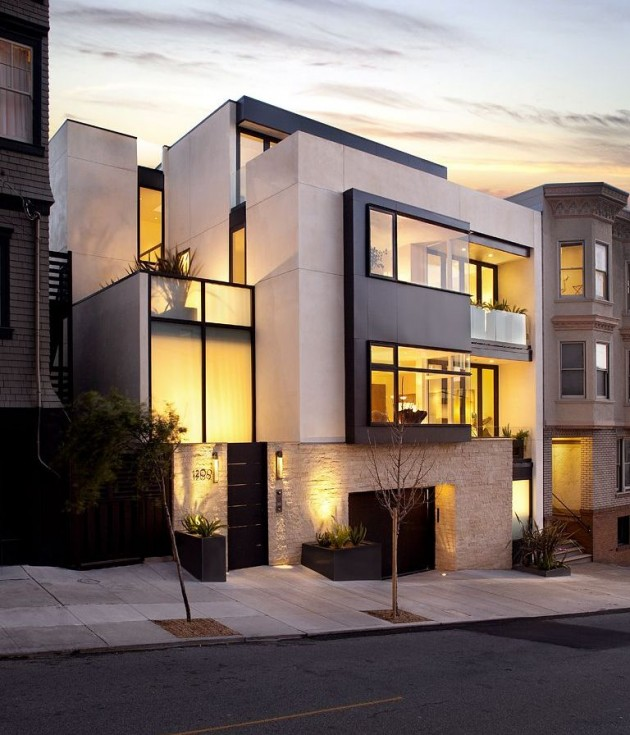 Russian Hill Residence – San Francisco