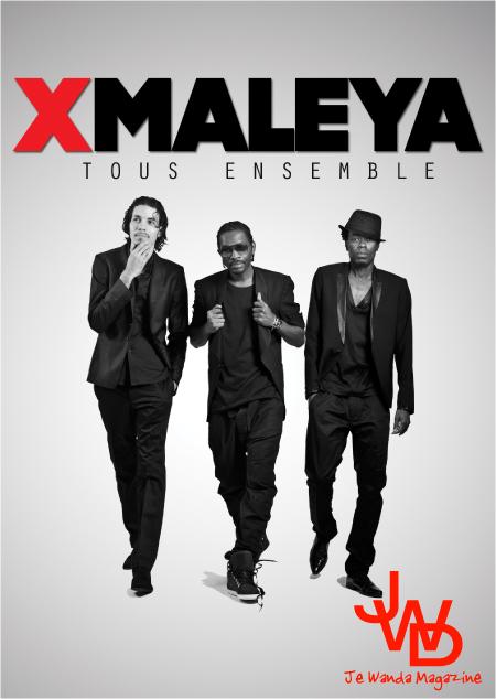 """Exclu Je Wanda : X-Maleya, le nouvel album """"Tous Ensemble"""""""