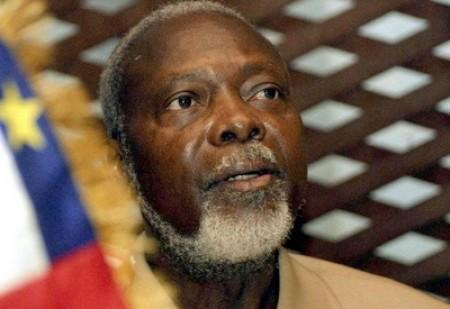 Mort de l'ancien président Ange Félix Patassé à Douala (Cameroun)