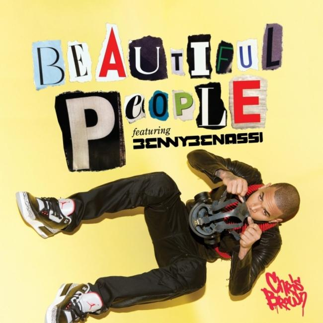 """Beautiful People"" de Chris Brown"