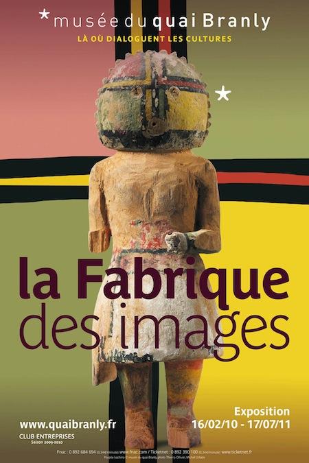 Exposition : La Fabrique des images – Musée du quai Branly