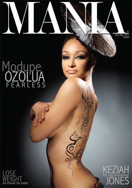Lancement de Mania Magazine – Nigéria