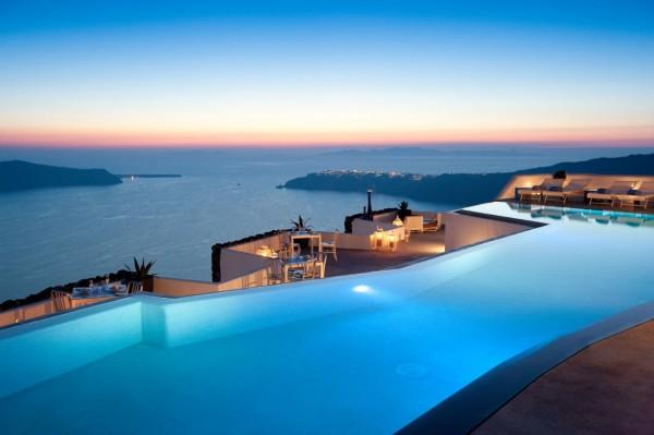 Adresse – Le Santorini Grace Hotel