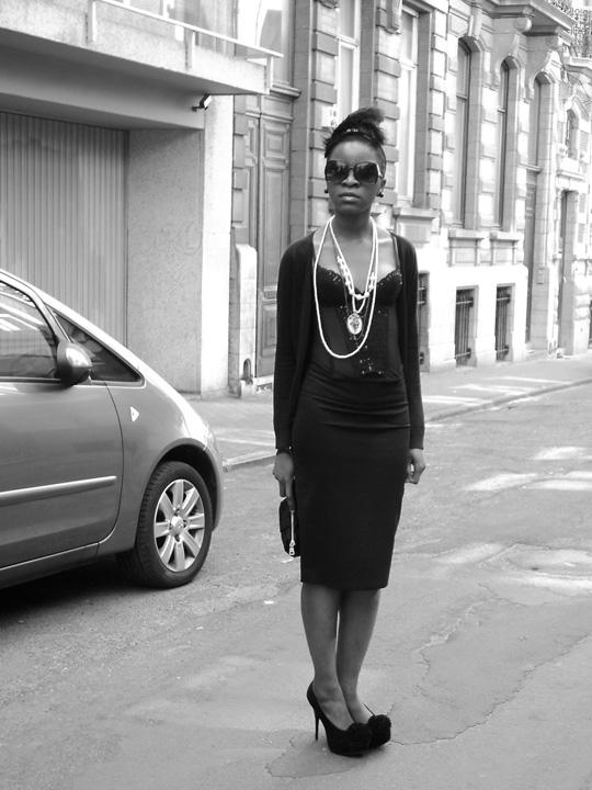 La Fashion Therapy de Céline Mademoiselle : Show me your Burlesque