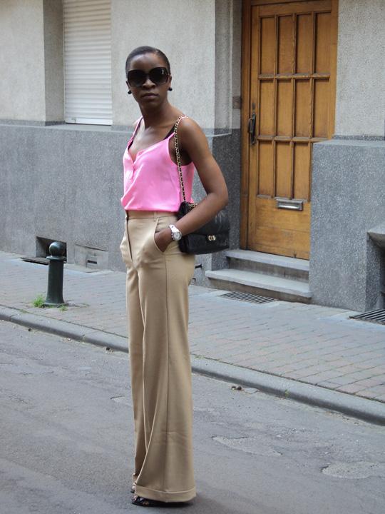 La Fashion Therapy de Céline Mademoiselle : Wide wide Legs…