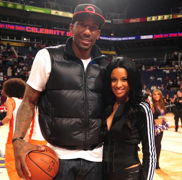 Ciara et Amaré Stoudemire : Love, Sex & Basketball