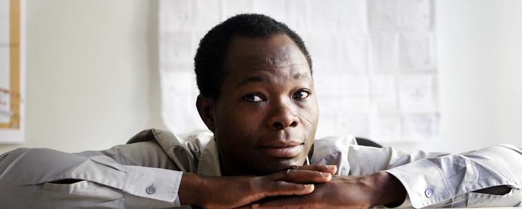 Portrait : Diebedo Francis Kere, auteur d'une architecture d'avenir