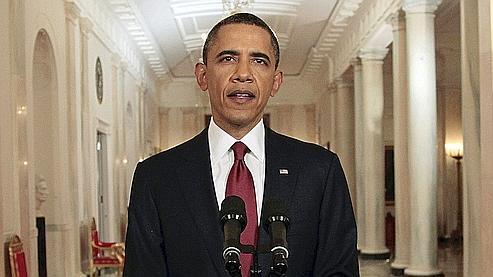 Barack Obama annonce la mort d'Oussama Ben Laden